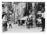 Festival in Little Italy Photograph - New York, NY Art