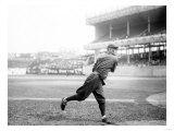 Jimmy Lavender, Chicago Cubs, Baseball Photo No.2 - New York, NY Print by  Lantern Press