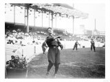 Frank Chance, Chicago Cubs, Baseball Photo No.3 - New York, NY Posters by  Lantern Press