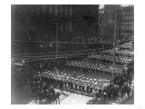 Funeral Procession for President Grant, Boys Marching NYC Photo - New York, NY Prints by  Lantern Press