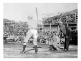 Hawaiian Team playing in Japan, Baseball Photo - Japan Arte por  Lantern Press