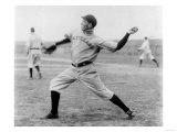 Fin Wilson, Cleveland Indians, Baseball Photo - Cleveland, OH Prints by  Lantern Press