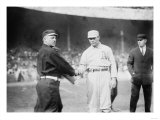McGraw, NY Giants, Davis, Philadelphia A's, Baseball Photo - Philadelphia, PA Prints