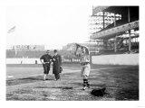 George Burns, NY Giants, Baseball Photo No.1 - New York, NY Prints