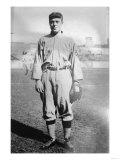 George Burns, NY Giants, Baseball Photo No.2 - New York, NY Prints by  Lantern Press