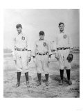 Detroit Tigers Players, Baseball Photo No.2 - Detroit, MI Prints by  Lantern Press