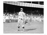 Ed Ruelbach, Chicago Cubs, Baseball Photo No.1 - Chicago, IL Poster by  Lantern Press