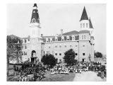 Main Building of Claflin University Photograph - Orangeburg, SC Prints