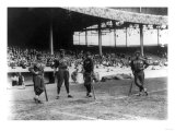 Lavender, Miller, Smith & Leach, Chicago Cubs, Baseball Photo - New York, NY Prints