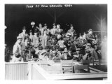 Fans at Polo Grounds, New York Giants, Baseball Photo - New York, NY Prints by  Lantern Press