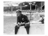 Jimmy Archer, Chicago Cubs, Baseball Photo No.4 Poster by  Lantern Press