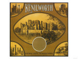 Kenilworth Orange Label - Riverside, CA Art