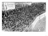Crowd at Polo Grounds, NY Giants, Baseball Photo No.2 - New York, NY Prints by  Lantern Press