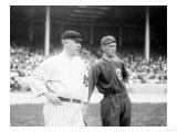 McGraw, NY Giants, Evers, Chicago Cubs, Baseball Photo - New York, NY Prints