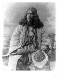 Dervish African Man in Sudan Photograph - Sudan Prints