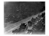 Funeral Procession for President Grant, Carriages NYC Photo - New York, NY Print