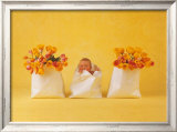 Paper Bags Posters by Anne Geddes