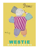 Westie Mints Collectable Print by Ken Bailey