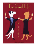 The Good Life Collectable Print by Ken Bailey