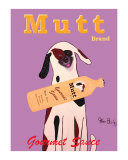 Mutt Brand Collectable Print by Ken Bailey