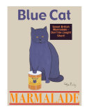 Blue Cat Limited Edition by Ken Bailey
