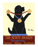 The Newfy Awards Collectable Print by Ken Bailey
