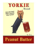 Yorkie Peanut Butter Limited Edition by Ken Bailey