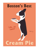 Boston's Best Collectable Print by Ken Bailey