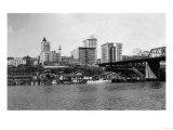 Skyline View - Tacoma, WA Posters