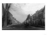 View of Main Street - Cassville, WI Posters