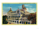 Mission Inn, Rotunda Wing - Riverside, CA Print
