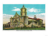 Mission San Luis, Rey de Francia - Oceanside, CA Posters by  Lantern Press