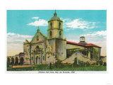 Mission San Luis, Rey de Francia - Oceanside, CA Posters