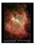 Star Formation in Region DR6 Photograph - Outer Space Posters