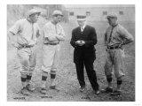 Pittsburgh Pirates Players, Baseball Photo - Pittsburgh, PA Posters by  Lantern Press