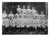 Pittsburgh Pirates Team, Baseball Photo No.1 - Pittsburgh, PA Posters