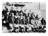 Red Sox Team, Baseball Photo - Hot Springs, AR Posters
