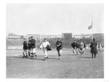 NY Giants led by John McGraw, Baseball Photo - New York, NY Prints by  Lantern Press