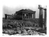 The Parthenon in Athens Photograph - Athens, Greece Posters