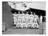 U.S.S. Washington Team, Baseball Photo Print