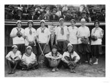 New York Female Giants, Baseball Photo No.2 - New York, NY Print by  Lantern Press