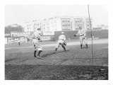 Pittsburgh Pirates practicing, Baseball Photo - Pittsburgh, PA Posters