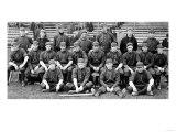 Rochester Team, Baseball Photo - Rochester, NY Poster
