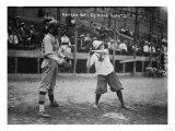 New York Female Giants, Baseball Photo No.5 - New York, NY Poster