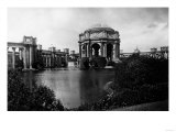 San Francisco, CA Palace of Fine Arts Exposition Photograph - San Francisco, CA Poster by  Lantern Press
