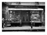 Quong Yee Wo & Co. Storefront in Chinatown NYC Photo - New York, NY Poster by  Lantern Press