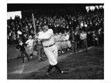 Babe Ruth at Dugdale Photograph - Seattle, WA Prints by  Lantern Press