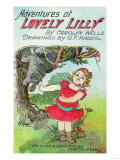 Adventures of Lovely Lilly by Wells and Kaber Art by  Lantern Press