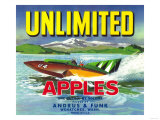 Unlimited Apple Label - Wenatchee, WA Prints