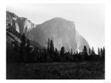 Yosemite National Park, El Capitan Photograph - Yosemite, CA Art by  Lantern Press